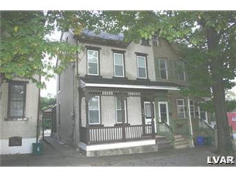 Rental Homes for Rent, ListingId:30361669, location: 229 West Goepp Street Bethlehem 18018
