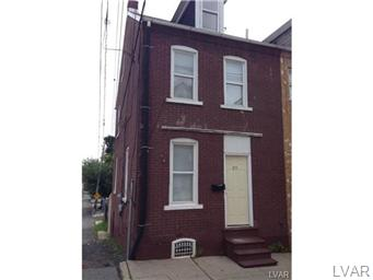 Rental Homes for Rent, ListingId:30383898, location: 411 North Penn Street Allentown 18102