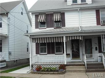 Rental Homes for Rent, ListingId:30383883, location: 2413 Birch Street Easton 18042