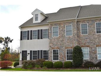 Rental Homes for Rent, ListingId:30408692, location: 1785 A Chateau Place Bethlehem Twp 18020