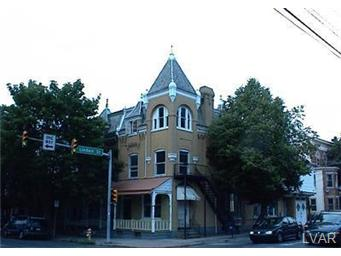 Rental Homes for Rent, ListingId:30416320, location: 101 North 11th Street Allentown 18102