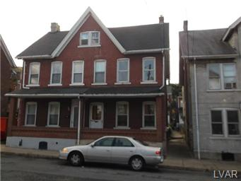 Rental Homes for Rent, ListingId:30416325, location: 826 East 5th Street Bethlehem 18015