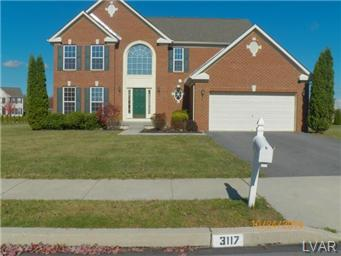 Rental Homes for Rent, ListingId:30423637, location: 3117 Fox Hill Road Palmer Twp 18045