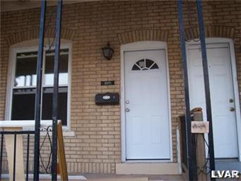 Rental Homes for Rent, ListingId:30434018, location: 1619 1/2 West Allen Street Allentown 18102