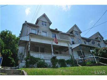 Rental Homes for Rent, ListingId:30484030, location: 957 Wyandotte Street Bethlehem 18015