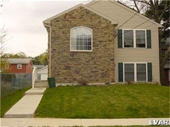 Rental Homes for Rent, ListingId:30484041, location: 610 South Fawn Allentown 18103