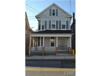 Rental Homes for Rent, ListingId:30484044, location: 214 1/2 Broadway Bangor 18013