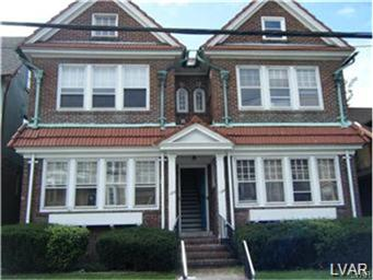 Rental Homes for Rent, ListingId:30546819, location: 128 North 15th Street Allentown 18102