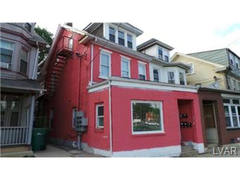 Rental Homes for Rent, ListingId:30607729, location: 516 Broadway Bethlehem 18015