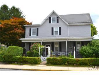 Real Estate for Sale, ListingId: 30607408, Jim Thorpe,PA18229