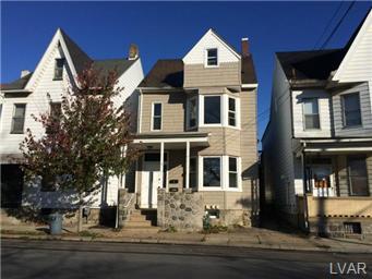 Rental Homes for Rent, ListingId:30607796, location: 1007 Butler Street Easton 18042
