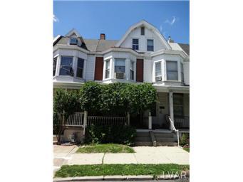 Rental Homes for Rent, ListingId:30607555, location: 1537 Allen Street Allentown 18102