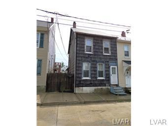 Rental Homes for Rent, ListingId:30634129, location: 930 Oak Street Allentown 18102