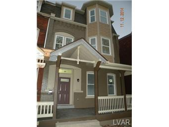 Rental Homes for Rent, ListingId:30646693, location: 219 221 North 4th Street Allentown 18102