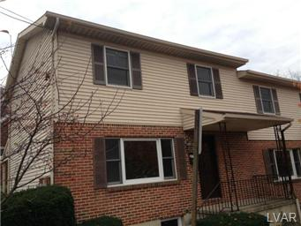 Rental Homes for Rent, ListingId:30646701, location: 148 East Fairview Street Bethlehem 18018