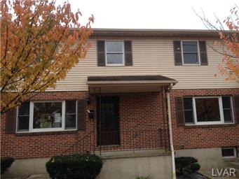 Rental Homes for Rent, ListingId:30646702, location: 146 East fairview Street Bethlehem 18018
