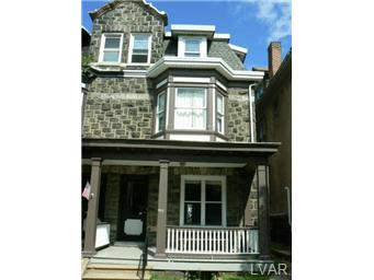 Rental Homes for Rent, ListingId:30672405, location: 457 Montclair Avenue Bethlehem 18015