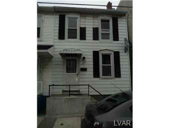 Rental Homes for Rent, ListingId:30684595, location: 529 North Lumber Street Allentown 18102