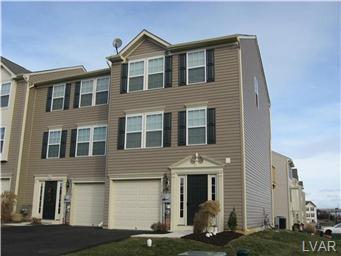 Rental Homes for Rent, ListingId:30684587, location: 1145 Sparrow Way Breinigsville 18031