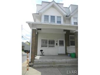 Rental Homes for Rent, ListingId:30697054, location: 214 North St Cloud Street Allentown 18104