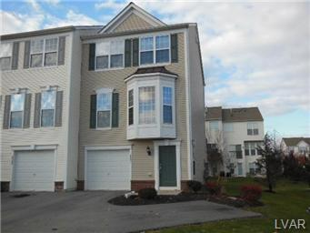 Rental Homes for Rent, ListingId:30709727, location: 8531 Putnam Court Breinigsville 18031