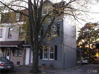 Rental Homes for Rent, ListingId:30725306, location: 332 North 2nd Street Allentown 18102