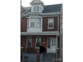 Rental Homes for Rent, ListingId:30725277, location: 313 South 9th Street Easton 18042