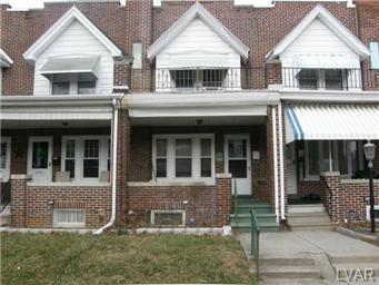 Rental Homes for Rent, ListingId:30725259, location: 2017 1/2 West washington Street Allentown 18104