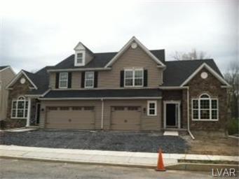 Rental Homes for Rent, ListingId:30734601, location: 2280 lot 40 Creekside Drive Coplay 18037
