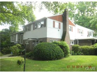 Rental Homes for Rent, ListingId:30745959, location: 2222 West Allen Street Allentown 18104