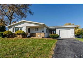 Rental Homes for Rent, ListingId:30745993, location: 925 West Juniata Street Allentown 18103
