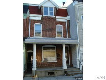 Rental Homes for Rent, ListingId:30745899, location: 238 1/2 North 11th Street Allentown 18102