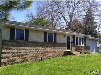 Rental Homes for Rent, ListingId:30745827, location: 127 East Station Avenue Coopersburg 18036