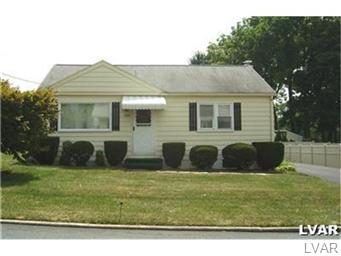 Rental Homes for Rent, ListingId:30786462, location: 2436 27Th Street Allentown 18103