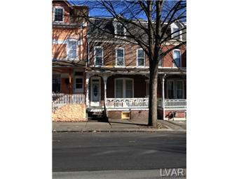 Rental Homes for Rent, ListingId:30786442, location: 219 Ridge Avenue Allentown 18102