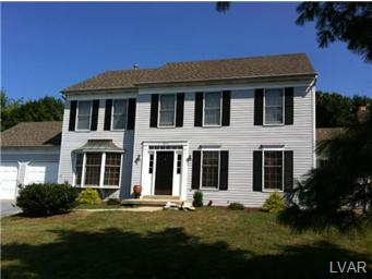 Rental Homes for Rent, ListingId:30786415, location: 3675 Nassau Court Allentown 18104
