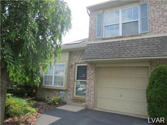 Rental Homes for Rent, ListingId:30786444, location: 484 Celandine Drive Allentown 18104