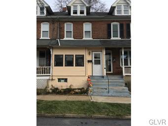 Real Estate for Sale, ListingId: 30798612, Bethlehem,PA18017