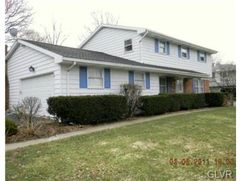 Rental Homes for Rent, ListingId:30798624, location: 1263 Divot Drive Allentown 18106
