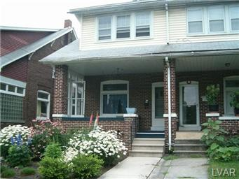 Rental Homes for Rent, ListingId:30798603, location: 1118 Lehigh Street Allentown 18103