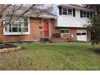 Rental Homes for Rent, ListingId:30806959, location: 829 24Th Street Allentown 18104