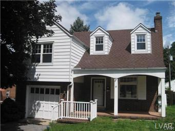Rental Homes for Rent, ListingId:30809880, location: 15 South 23rd Street Allentown 18104