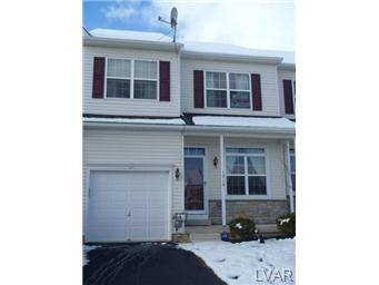 Rental Homes for Rent, ListingId:30813063, location: 1016 King Way Breinigsville 18031