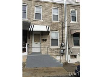 Rental Homes for Rent, ListingId:30845114, location: 422 West Whitehall Street Allentown 18102
