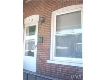 Rental Homes for Rent, ListingId:30858425, location: 435 East Hamilton Street Allentown 18109