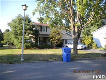 Rental Homes for Rent, ListingId:30858488, location: 2366 Minnie Lane Allentown 18104