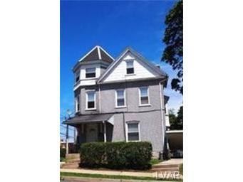 Rental Homes for Rent, ListingId:30956129, location: 1101 7Th Street Allentown 18103