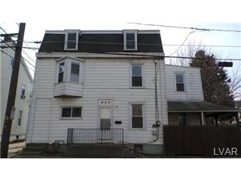 Rental Homes for Rent, ListingId:30869792, location: 952 West Allen Street Allentown 18102