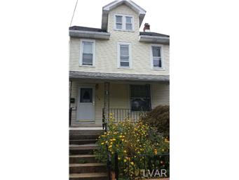 Rental Homes for Rent, ListingId:30914165, location: 716 Spring Street Bethlehem 18018