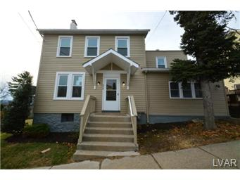Rental Homes for Rent, ListingId:30945398, location: 848 Cattell Street Easton 18042
